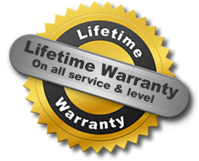 Level Best Lifetime Warranty