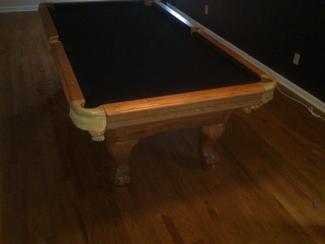 Pool Table Movers Atlanta GA Services Level Best Billiards - How do you take apart a pool table